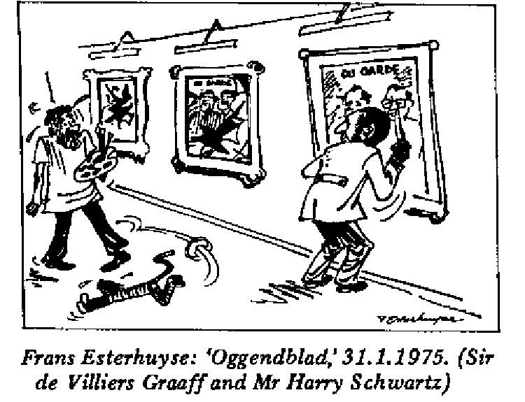 Frans Esterhuyse - Oggendblad