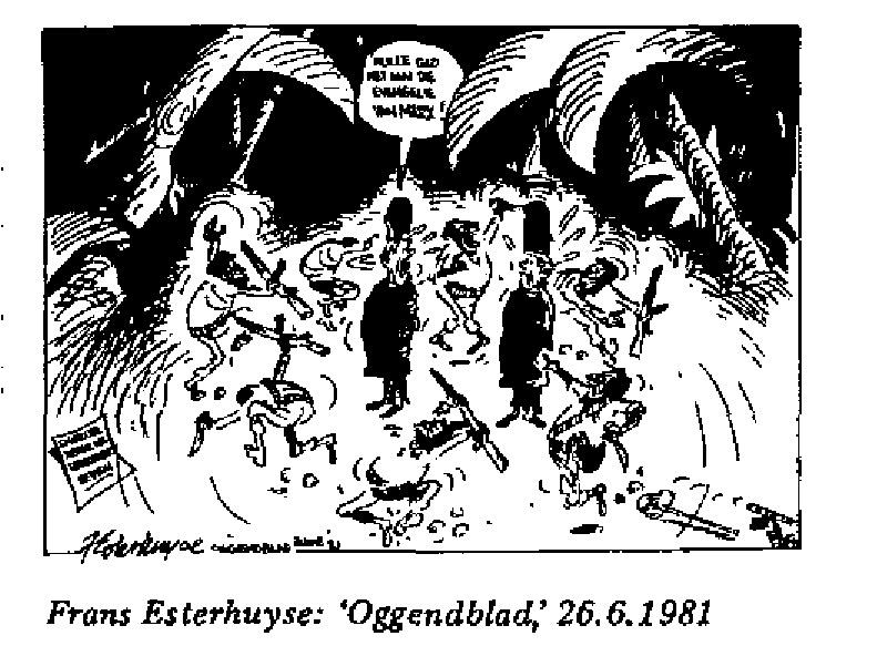 Frans Esterhuyse - Oggendblad 2