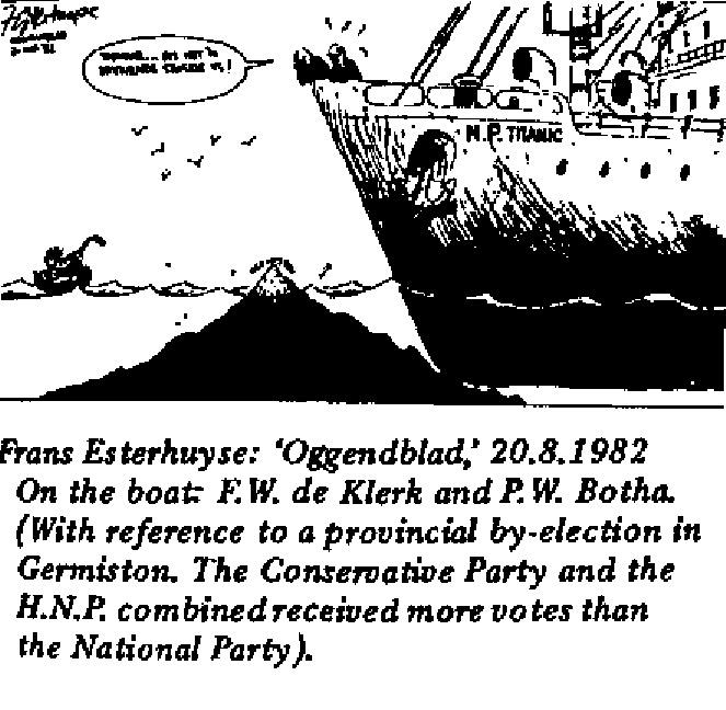 Frans Esterhuyse - Oggendblad 6