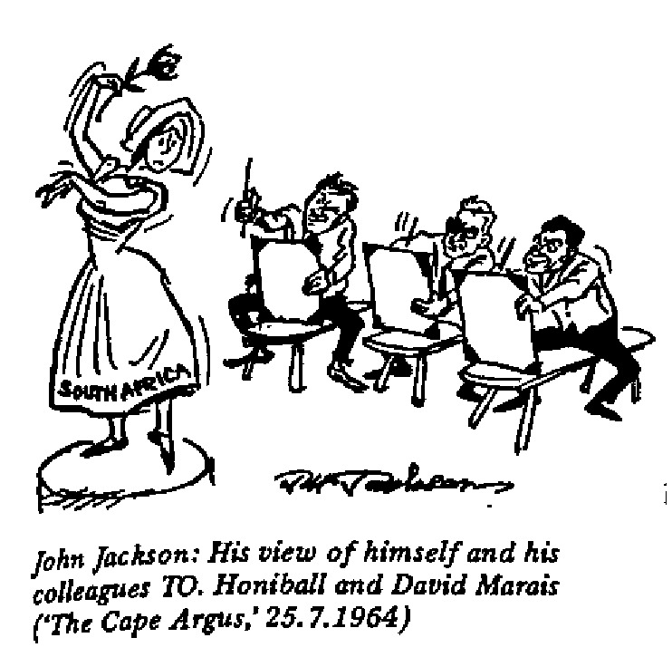John Jackson - Colleagues