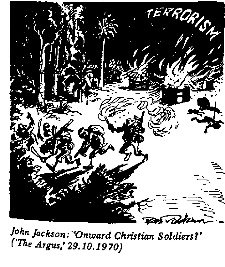 John Jackson - Onward Christian Soldiers?