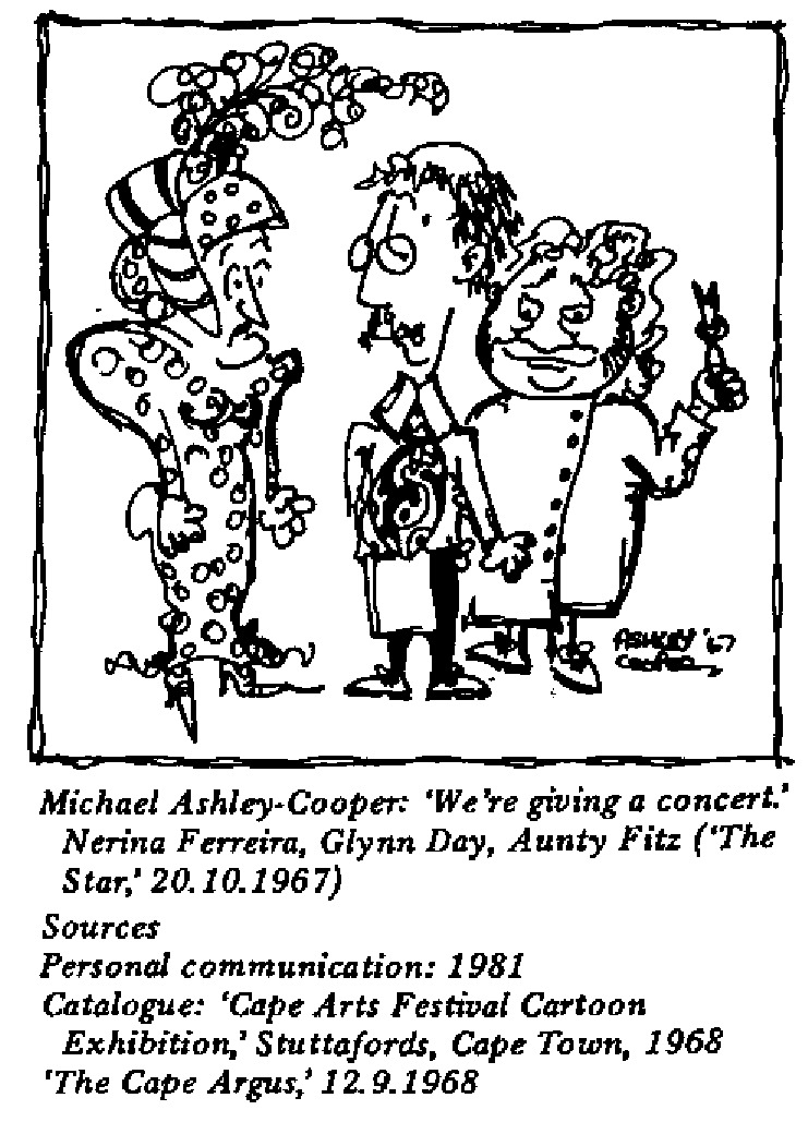 Michael Ashley-Cooper - We're Giving a Concert