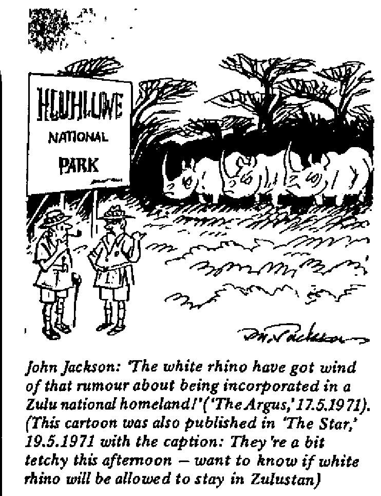 John Jackson - White Rhinos