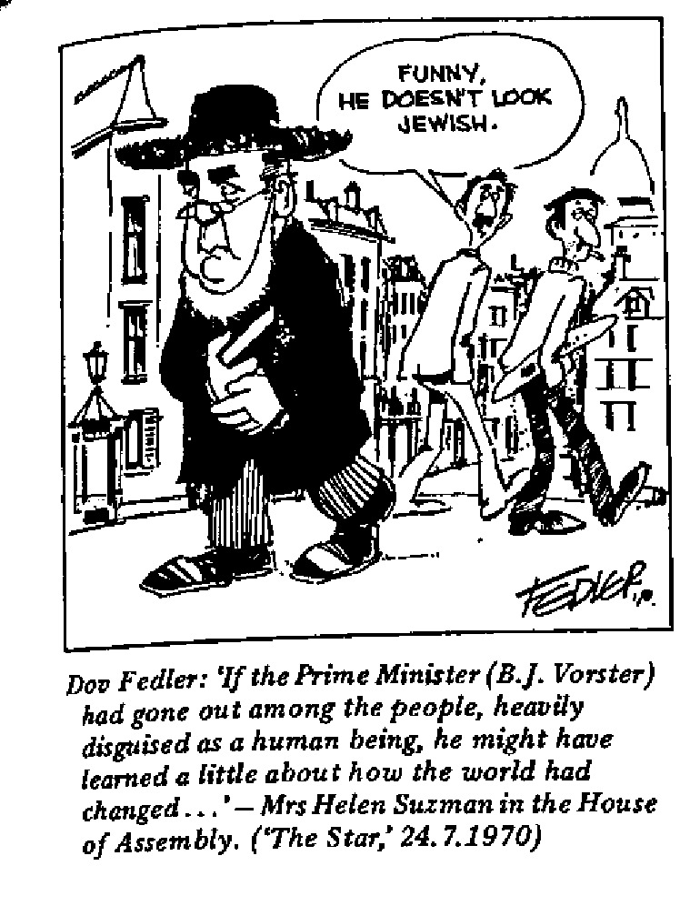 Dov Fedler - If the Prime Minister Had Gone Out Among the People