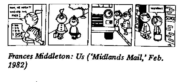 Frances Middleton - Us