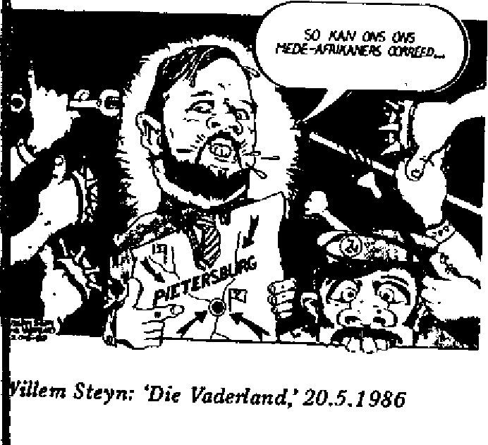 Willem Steyn - Pietersburg