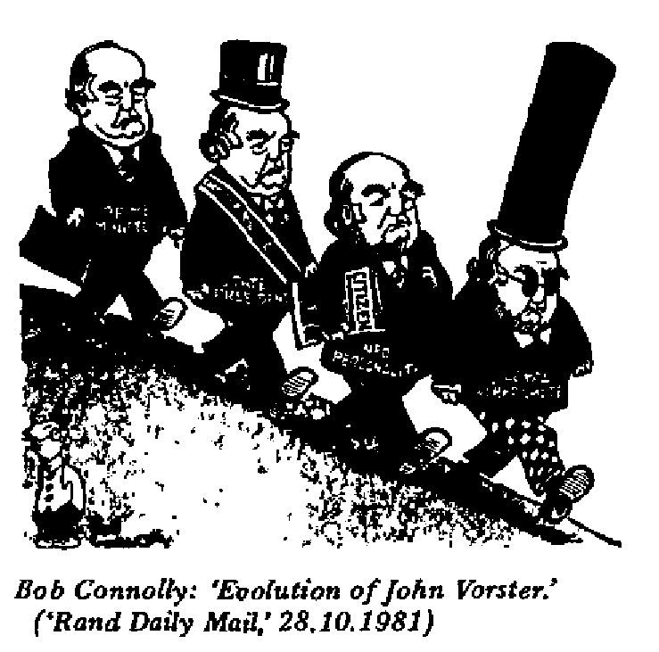 Bob Connolly - Evolution of John Vorster