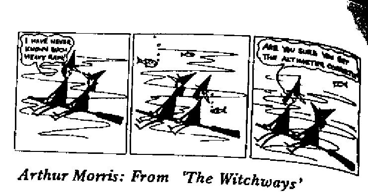 Arthur Morris - Underwater Witches