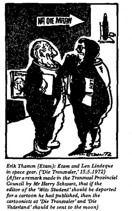 Erik Thamm - Etam and Len Lindeque
