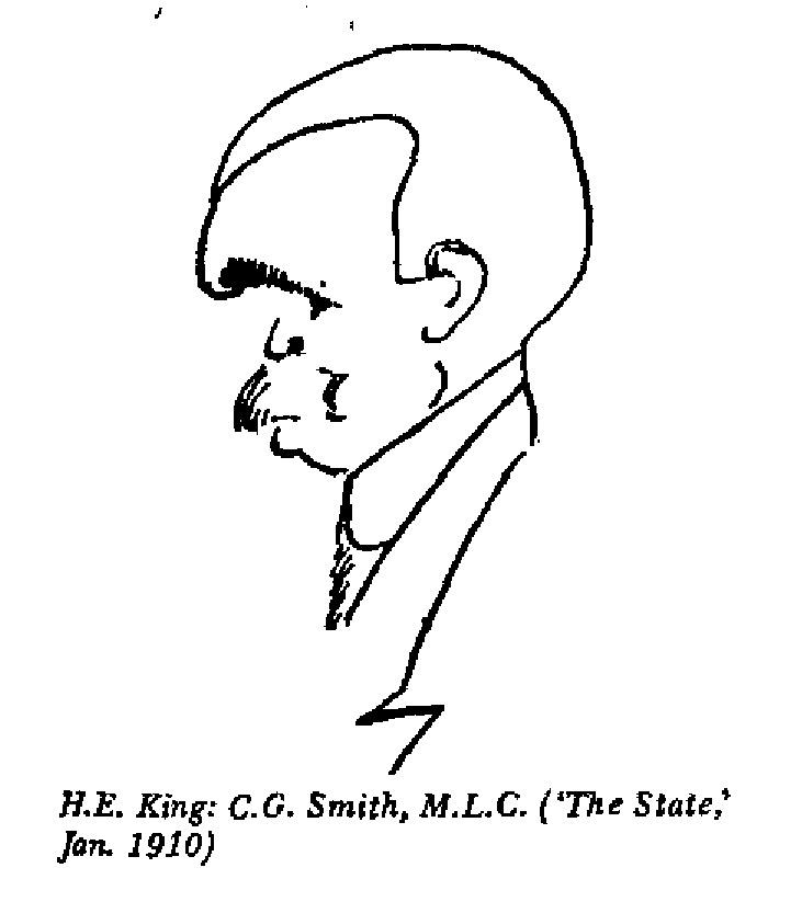 H.E. King - C.G. Smith