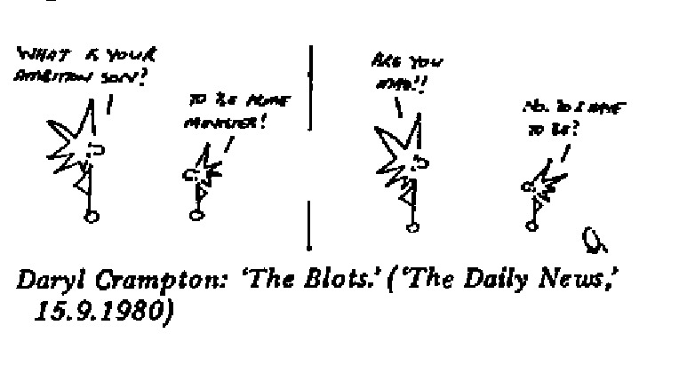 Daryl Crampton - The Blots