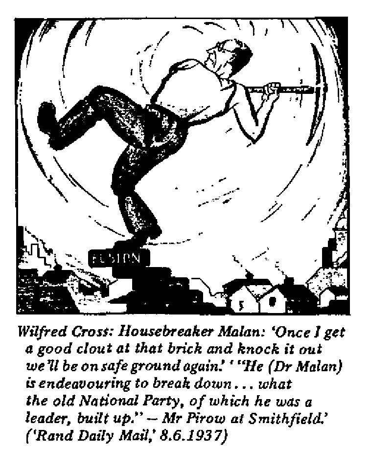 Wilfrid Cross - Housebreaker Malan