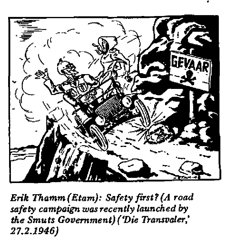 Erik Thamm - Safety First