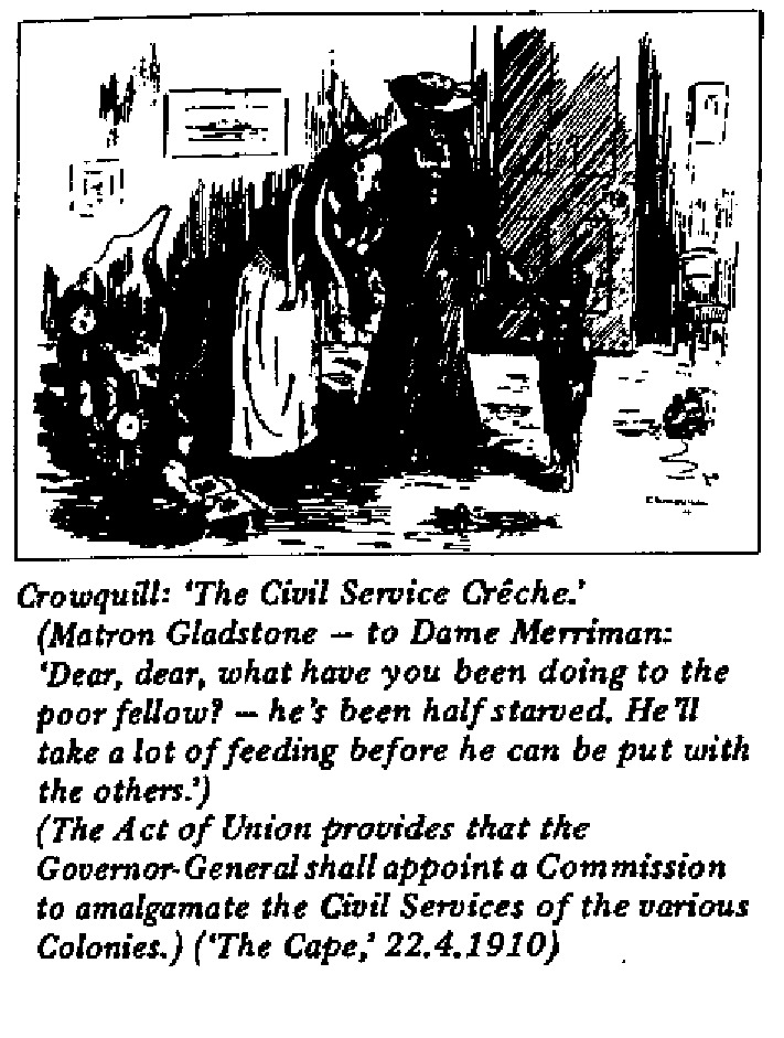 Crowquill - The Civil Service Creche
