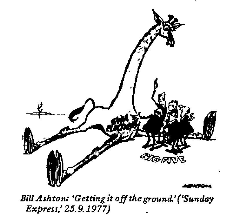 Bill Ashton - Getting it Off the Ground
