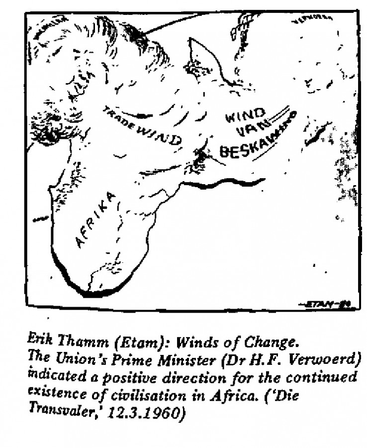 Erik Thamm - Winds of Change