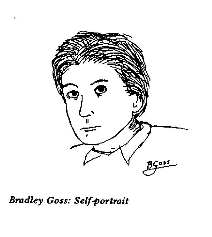 Bradley Goss - Self Portrait