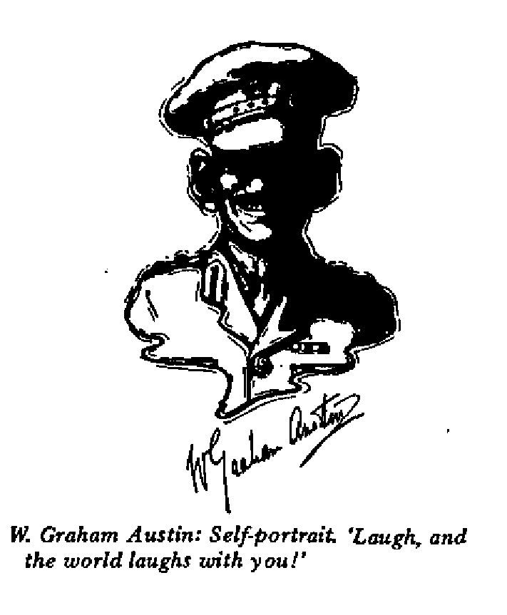 W. Graham Austin - Self Portrait