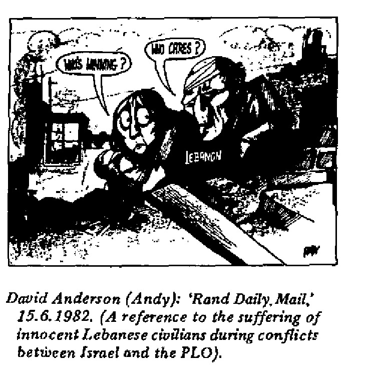 David Anderson - Rand Daily Mail