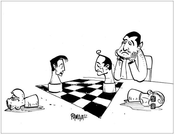ramafa - chess-tir en l'air