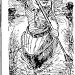 W.H. Schroeder- Caricature of Leo Weinthal