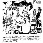 Orin Scott- Operation cartoon