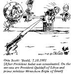 Orin Scott- See Saw cartoon