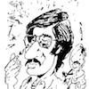 Orin Scott- Self Caricature