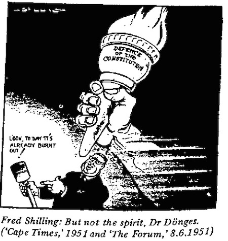 Fred Shilling - But Not the Spirit cartoon