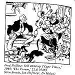 Fred Shilling - Still Held Up cartoon