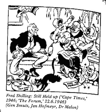 Fred Shilling - Still Held Up cartoon