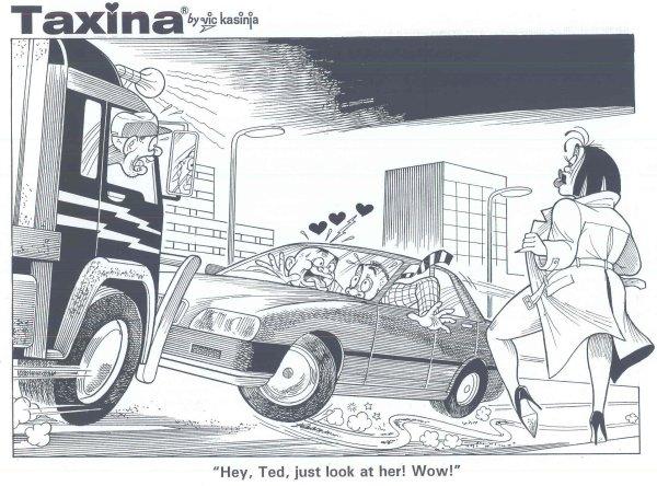 Vic Kasinja - Taxina: Flash and Crash