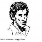 Mike Valentine Self Portrait