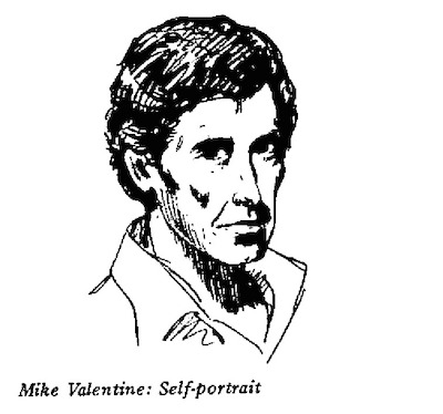 Mike Valentine Self Portrait