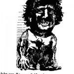 John Van Reenen Self Caricature