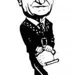 Cathy Verheul- J.C. Otto Caricature