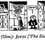 Gim Watson- Tank cartoon