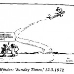 H.E. Winder- Start Hunting Again Cartoon