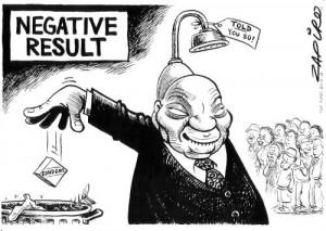 zapiro-negative result